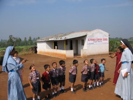 Alphonsa School, Padli, Kolhapur | MST APOSTOLATES
